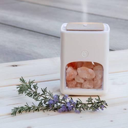 Aromalamps aromatherapy ultrasonic diffuser lamp Himalaya salt
