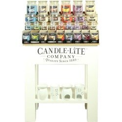 Candle-lite Paulownia Small table display