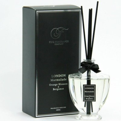 Fine Fragrance London Collection fragrance reed diffuser 100 ml - Marmalade