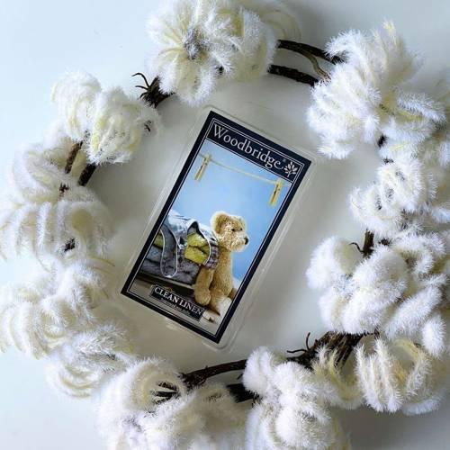 Woodbridge Scented Wax Melt 68 g - Clean Linen