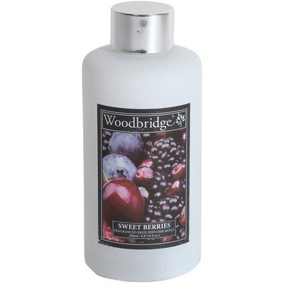 Woodbridge reed diffuser liquid refill bottle 200 ml - Sweet Berries