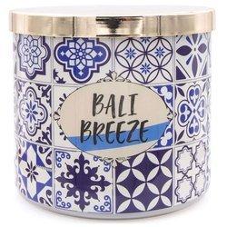 Colonial Candle Luxe sojowa świeca zapachowa w szkle 3 knoty 14.5 oz 411 g - Bali Breeze