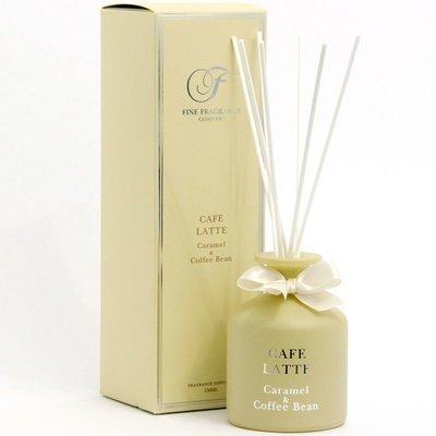 Fine Fragrance Melbourne Collection dyfuzor zapachowy z patyczkami 150 ml - Cafe Latte