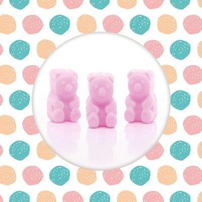 Ted & Friends sojowe woski zapachowe misie 50 g - Life Is Beautiful