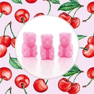 Соевый воск для плюшевых мишек Ted & Friends 50 г - Superfruit Cherry